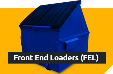 Front End Loader - Samson Containers