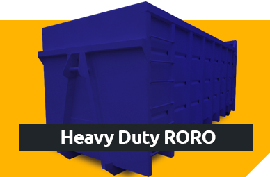 Heavy Duty RORO - Samson Containers