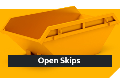 Open Skips - Samson Containers